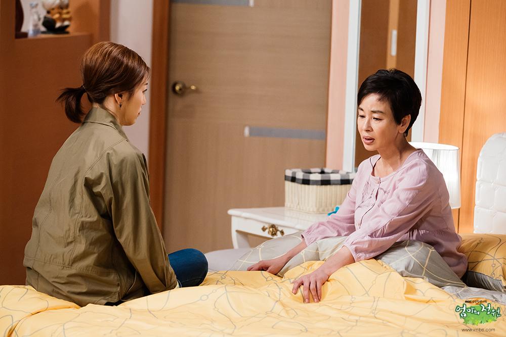 <엄마의 정원> 이미영 카메오 출연! '의리' 이엘 엄마 役으로 등장한다