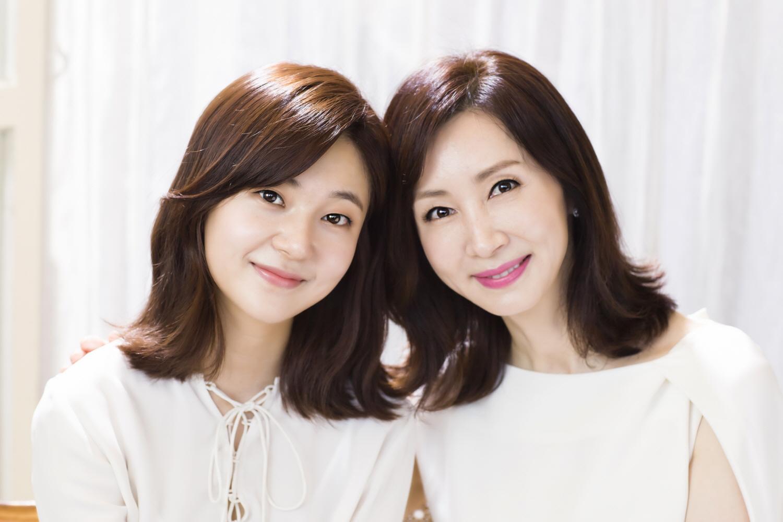 <내 딸 금사월> 전인화-백진희, '이것이 시선강탈 모녀 케미!' 이미지-1